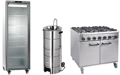 Catering Equipment Catalogue Image